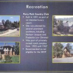 Perry Park County Club