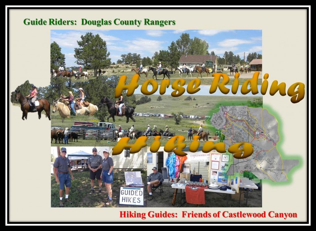 Horse & Hike Border
