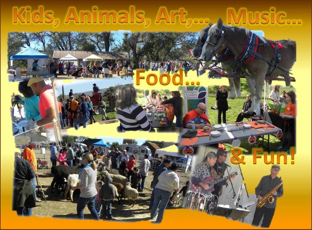 Kids Animals Art Music Food & Fun
