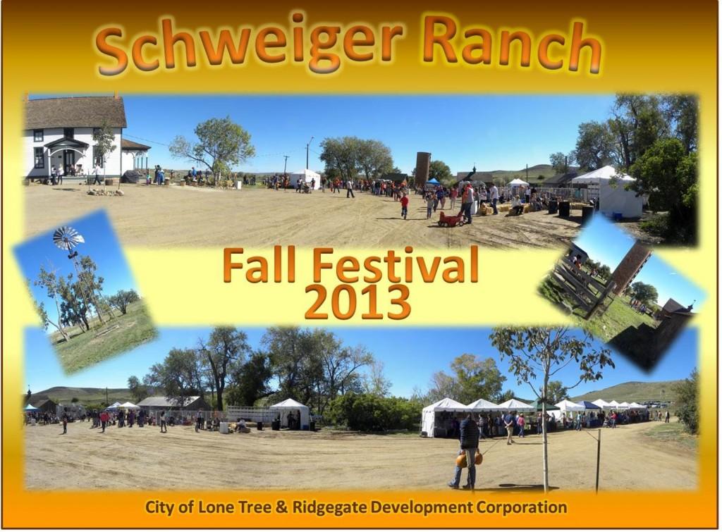 Schweiger Ranch Fall Festival 2013